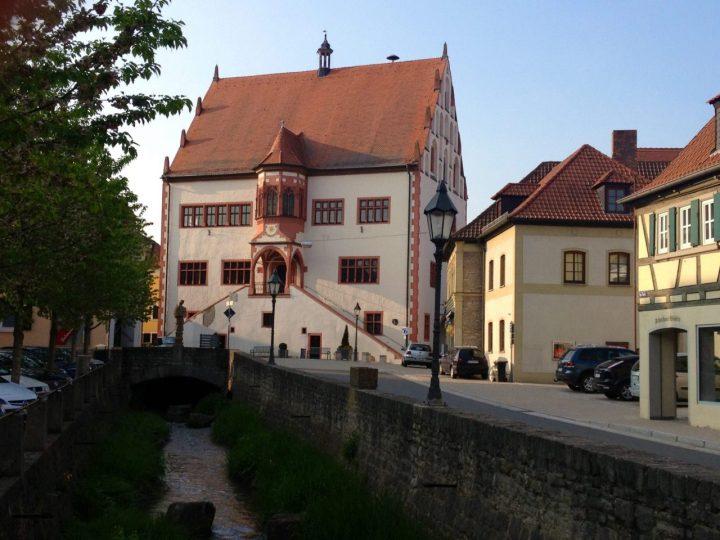 Dettelbach City hall