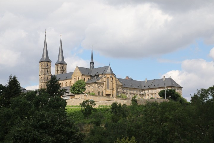 Michaelskirche, Bamberg, Lower Franconia, Bavaria