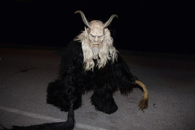 Krampus Folklore