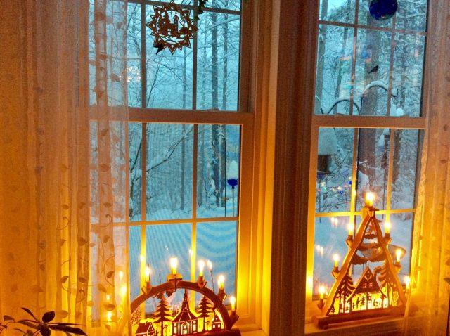 Hartz Schwibbogen Christmas Ornament from the Erzgebirge
