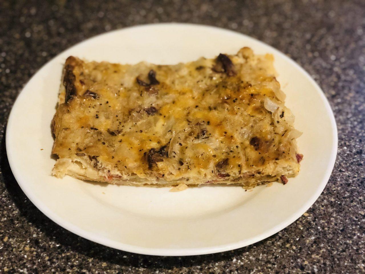 Angie's Zwiebelkuchen