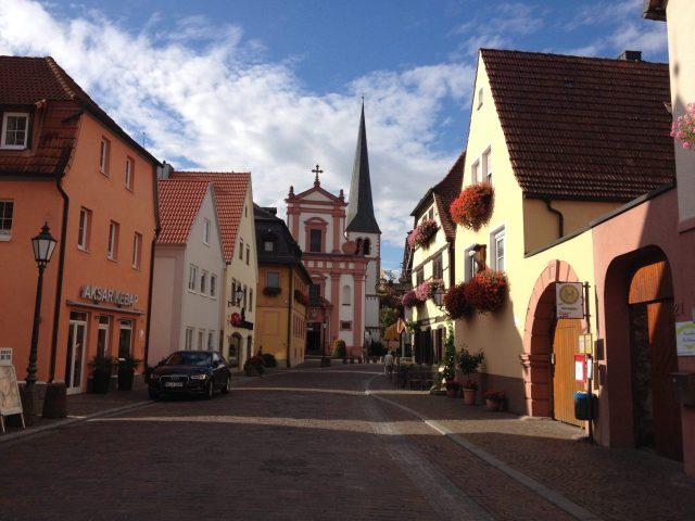 Veishoechheim, Kirchstrasse