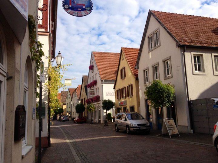 Veitshoechheim, Altort