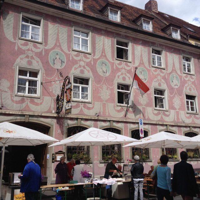 Zwiebelkirchweih, Stadt Mainz Wuerzburg