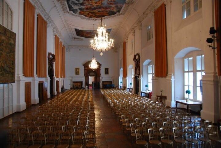 Salzburg Residenz Concert hall