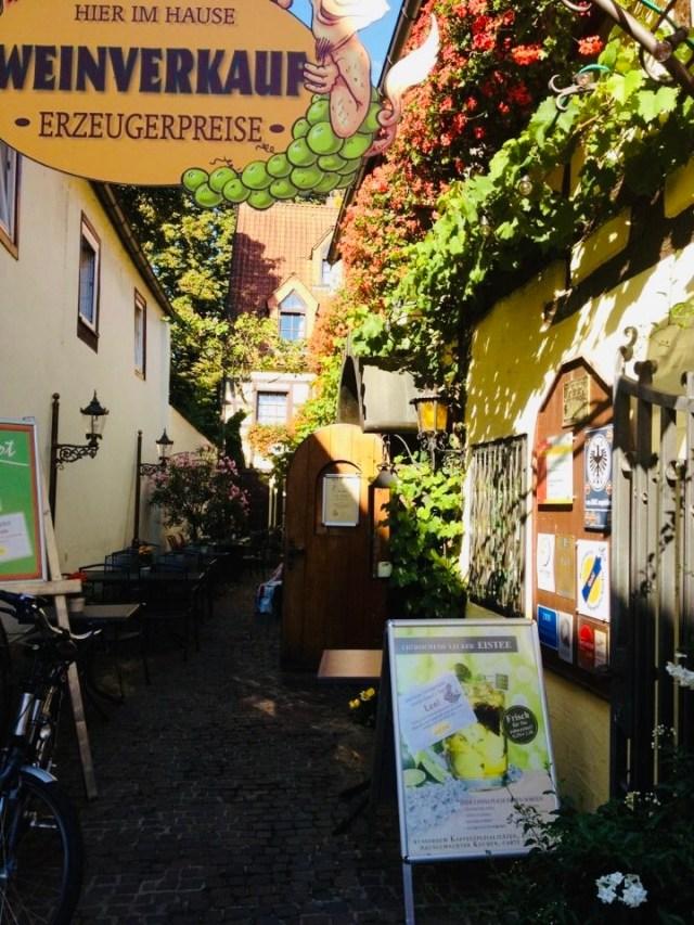 Veitshöchheim Gasthaus Spundloch