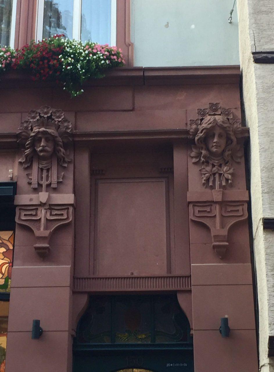 Miltenberg Doorway