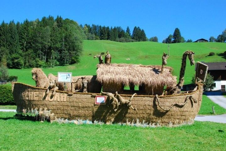 Noah's Arc, Austria