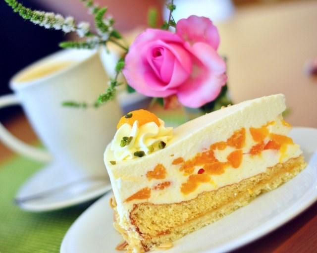 Käsesahne Cream cake