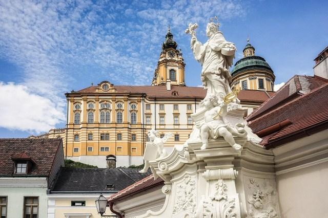 Stift Melk, Austria