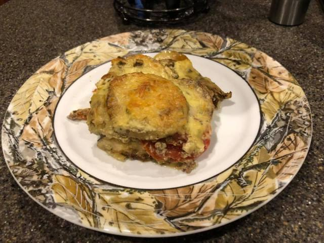 Moussaka, Greek dish