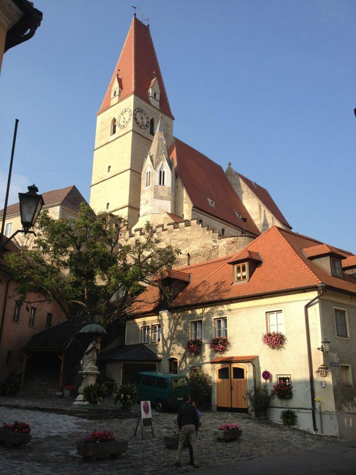 Weissenkirchen, Wachau, Austria