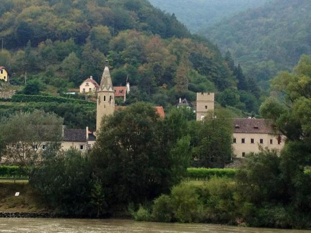 Danube boat ride, Wachau
