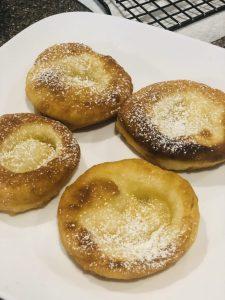Auszogene, Bavarian Donut