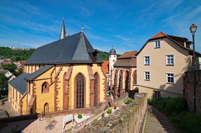 Schlossgasse Wertheim