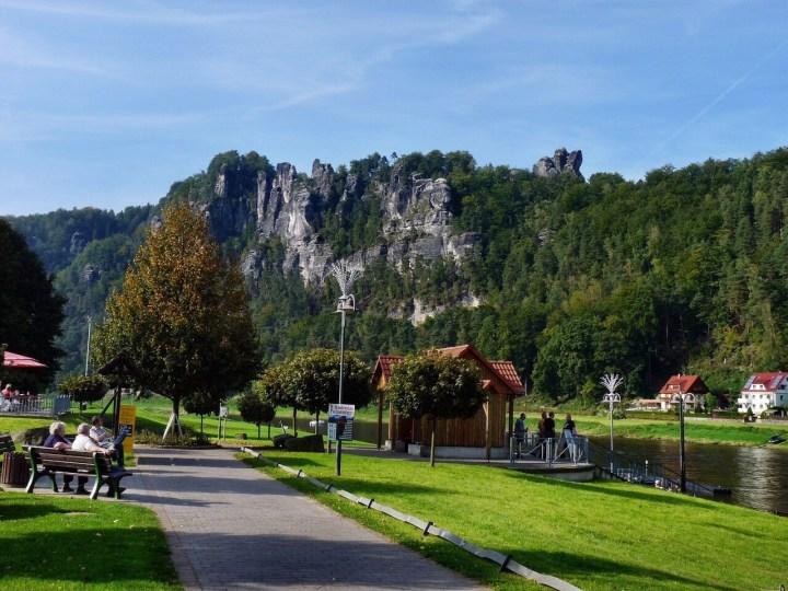 Bastei, Saxony