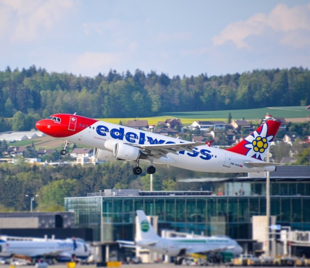 Edelweiss Brand, Edelweiss Airline