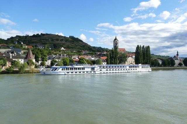 Wachau cruise ship Danube Donau