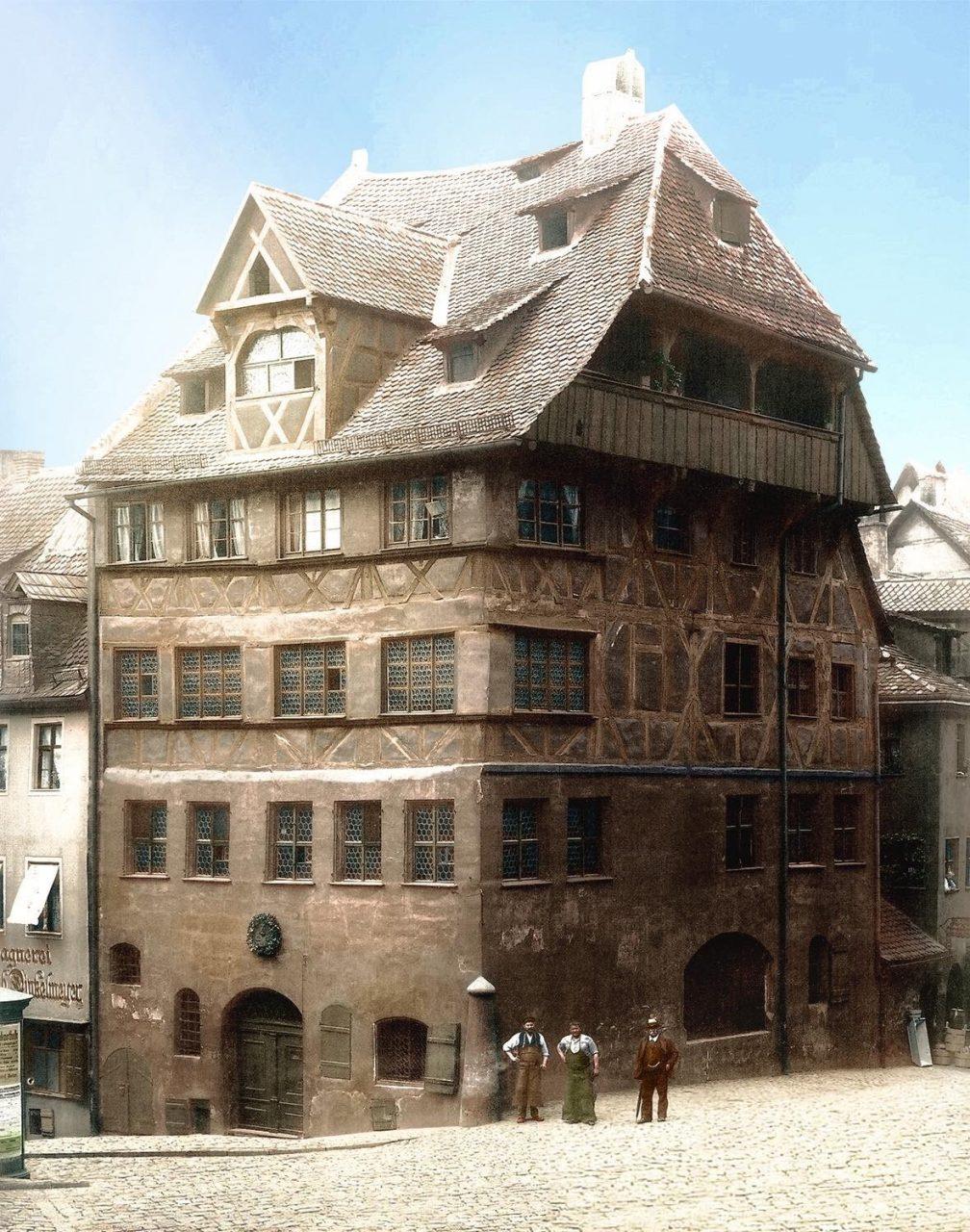 Nuernberg Albrecht Duerer Haus