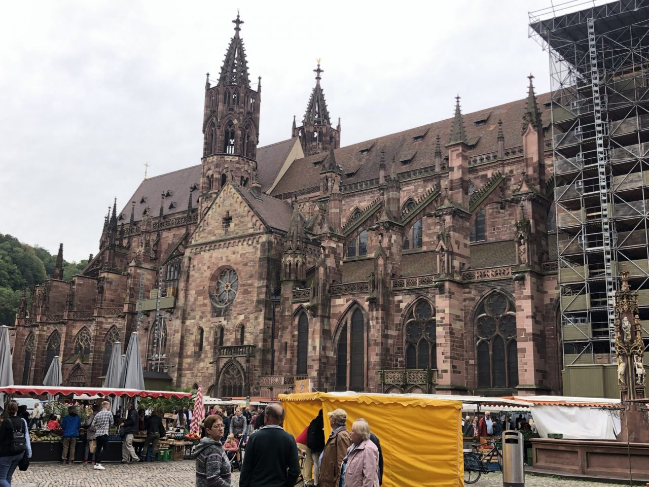 Freiburg Cathedral, Muenster