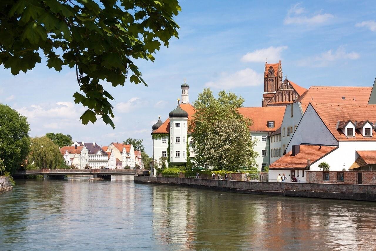 Landshut, South Bavaria