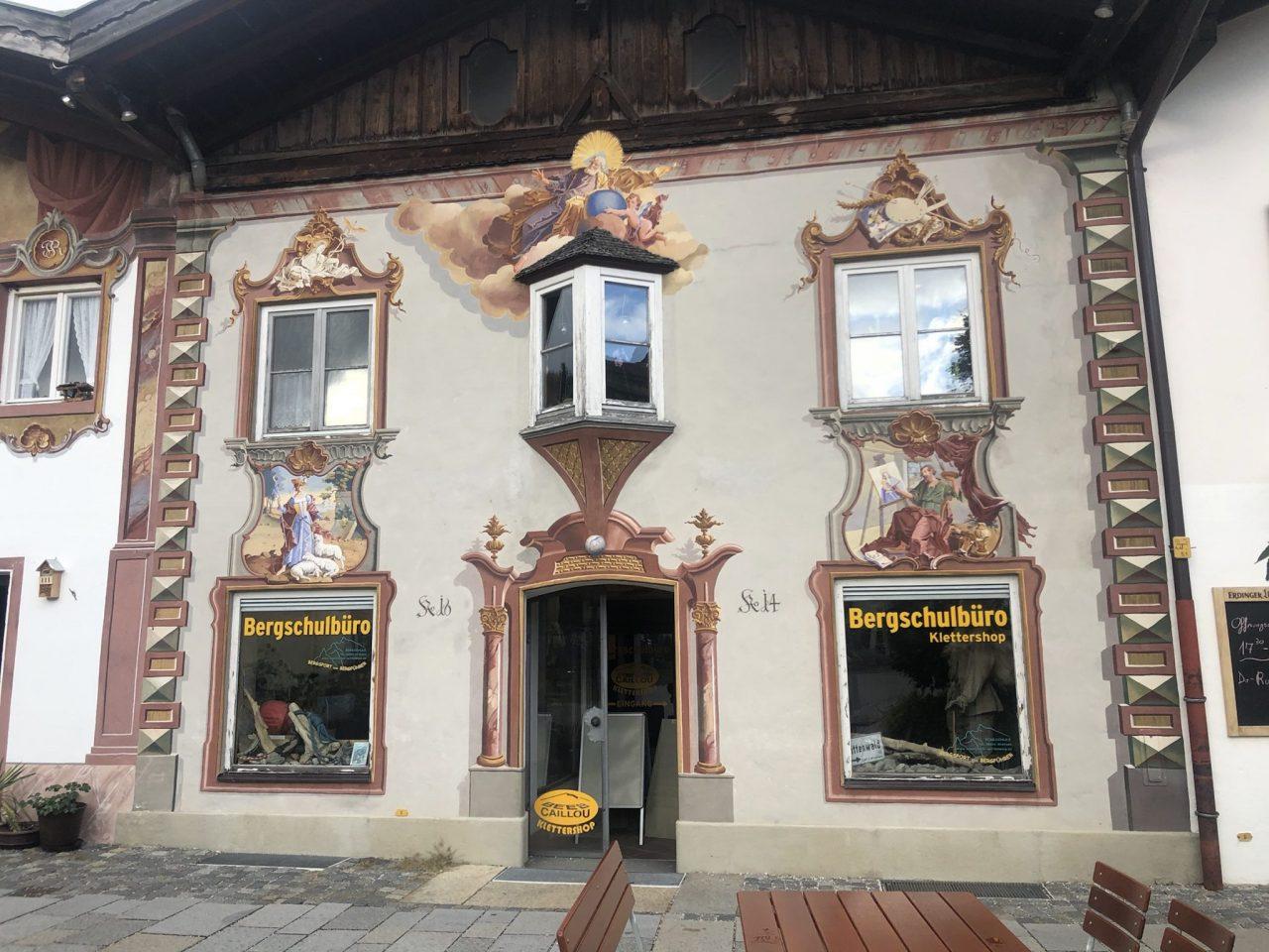 Mittenwald, South Bavaria