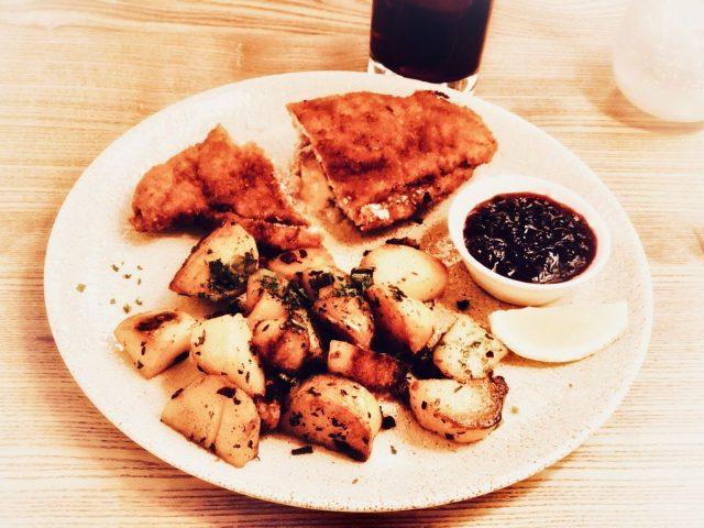 Schnitzel Cordon Blue