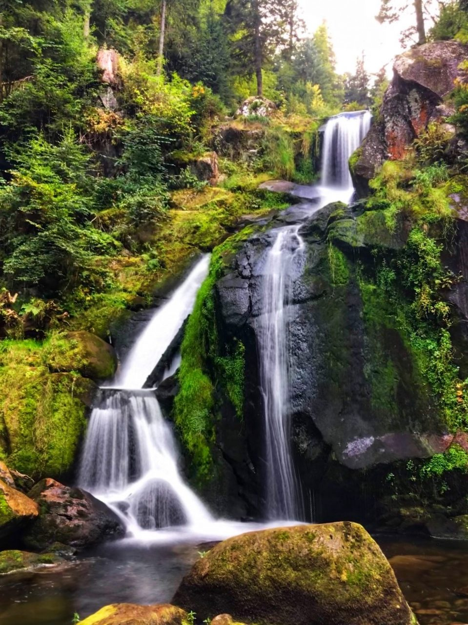 Triberg Waterfalls, Black Forest