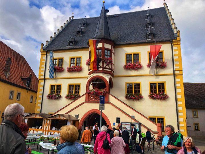 Volkach Weinfest 2019