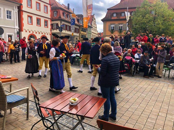 Volkach Wein festival