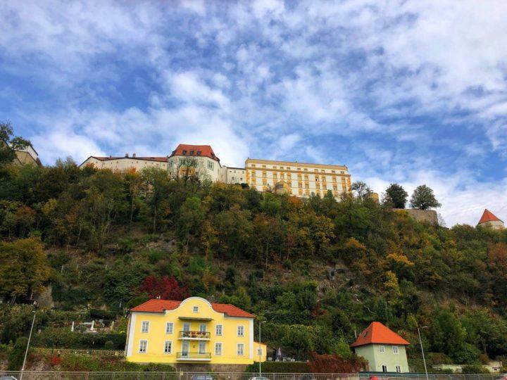 Veste Oberhaus castle in Passau