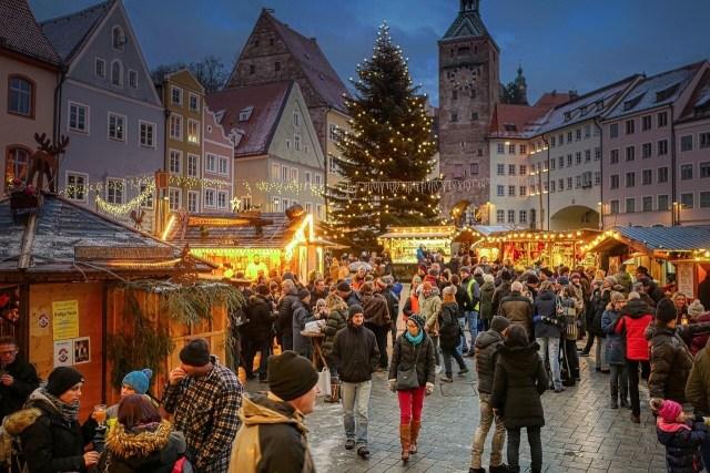 German Christmas market, Christkindl market
