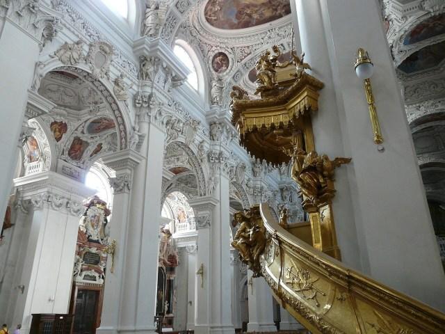 Stephansdom, Passau