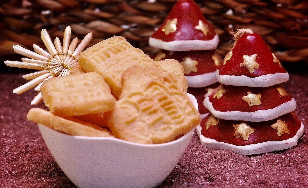 German Spekulatius Cookies