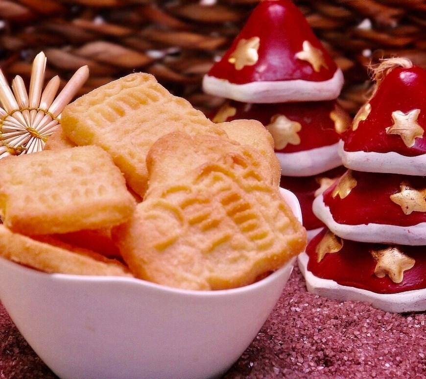 German Spekulatius Cookies