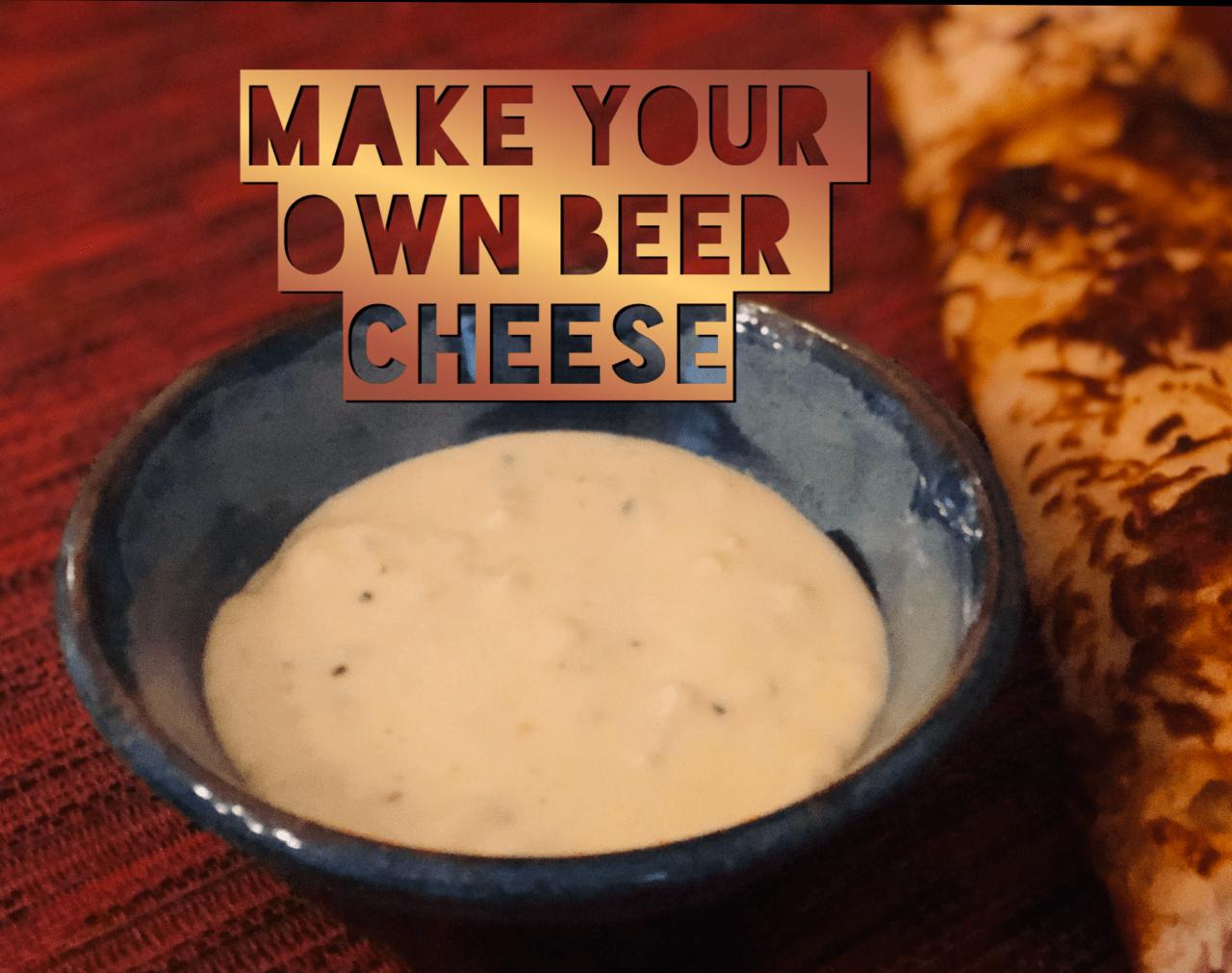 Beer cheese, Kochkaese, Schmelzkaese
