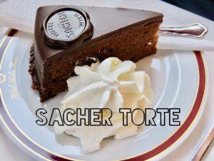 Sacher Torte, Hotel Sacher