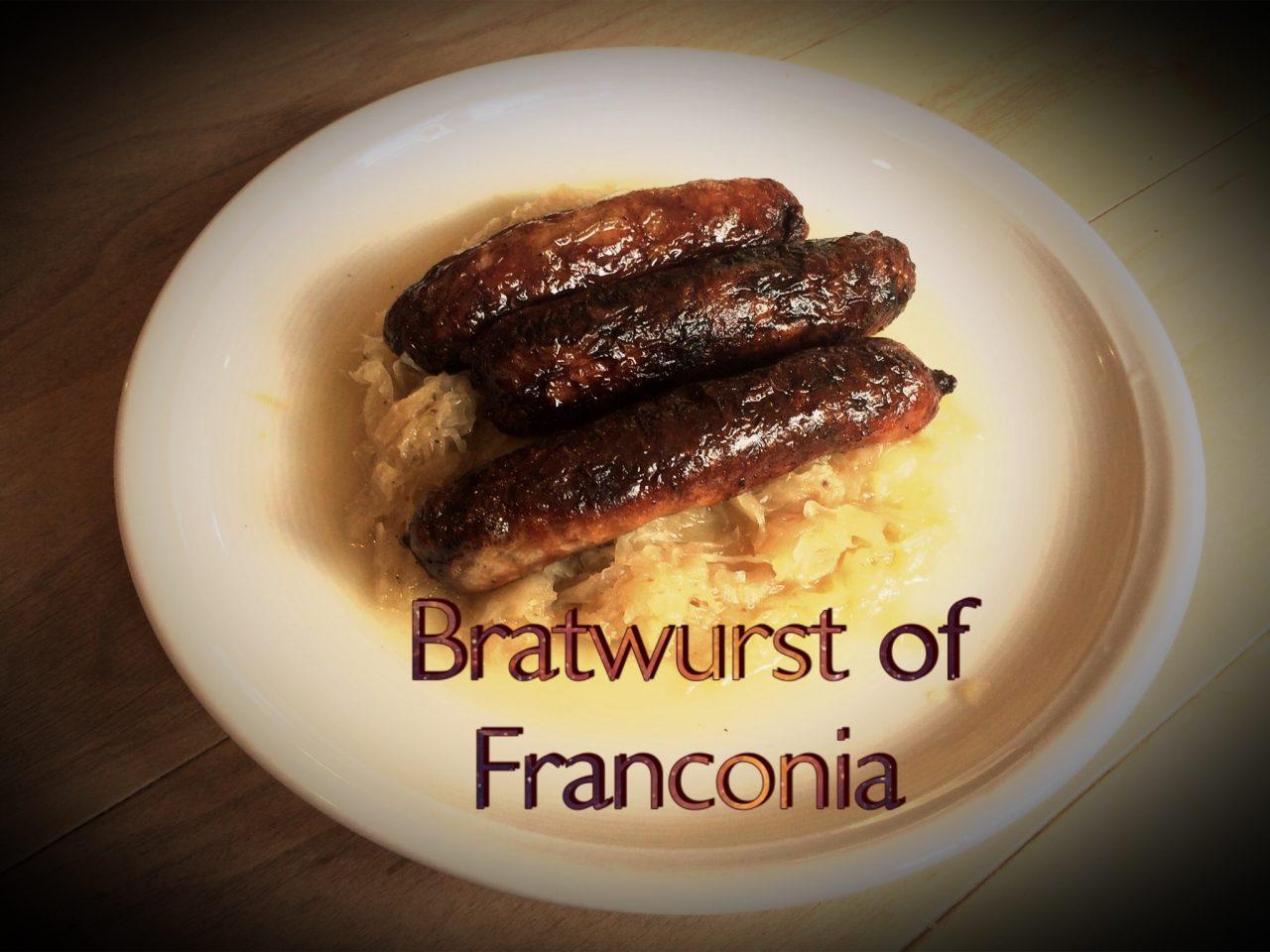 Frankonia Bratwurst