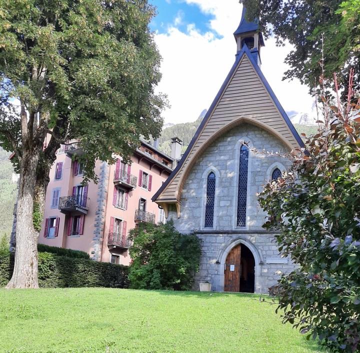 Eglise Reformee Arve Mont-Blanc