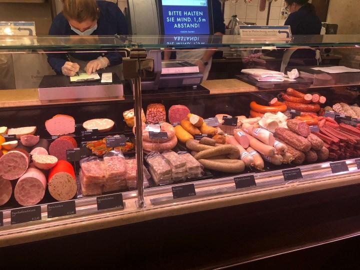 Dallmayr Munich delicatesse, lunchmeat
