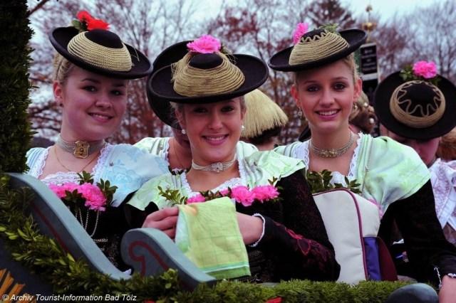 Leonardifahrt, South Bavaria