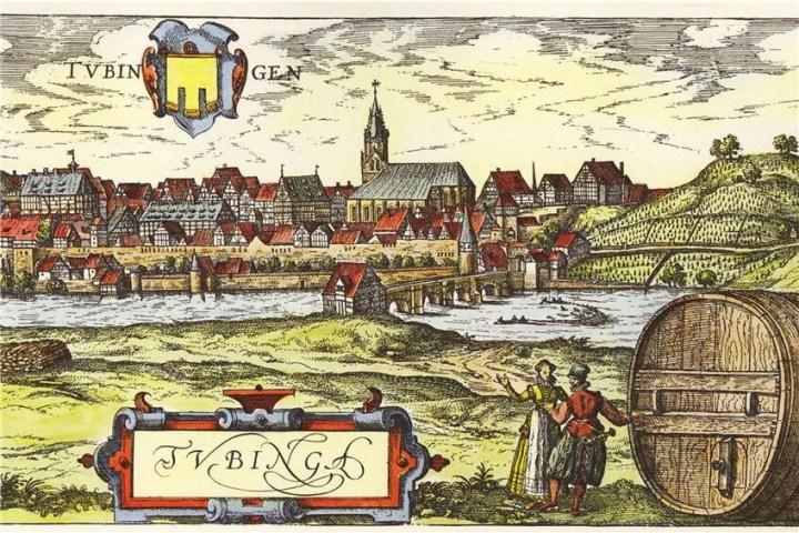 Tuebingen 1549