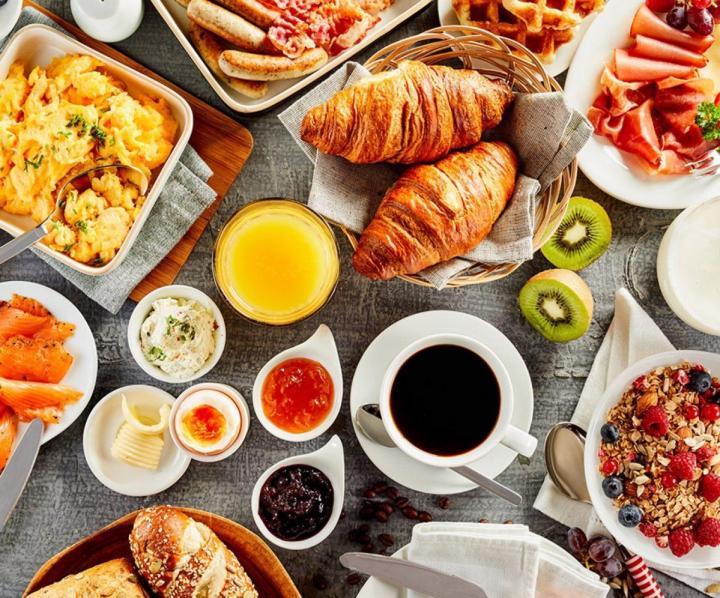 Continental German Breakfast