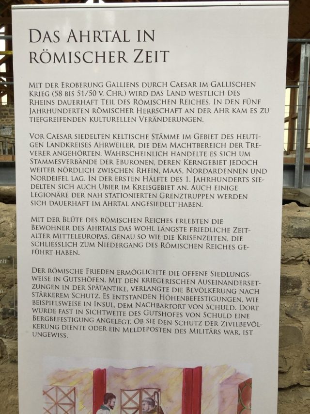 Roman Villa Ahrweiler