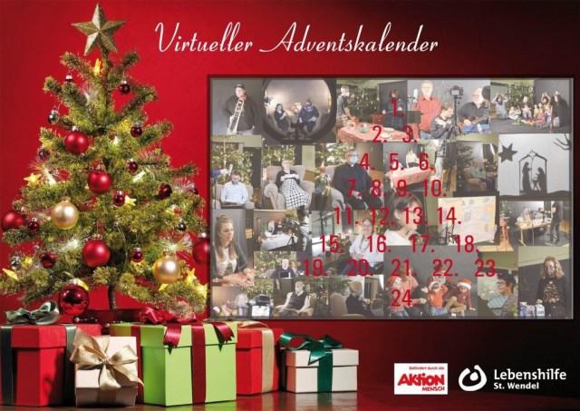 Virtual German Christmas calendar