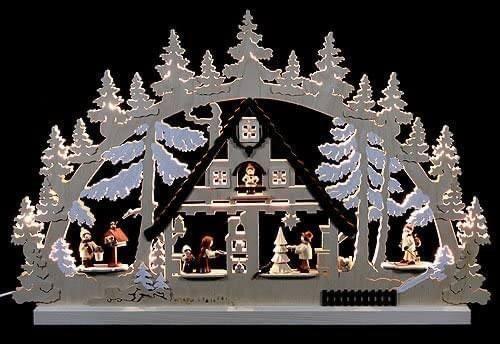 Schwibbogen Ornament, Christmas