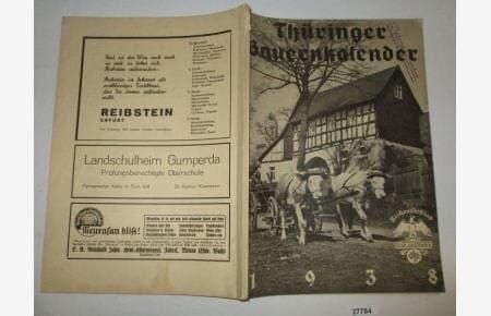 Old Bauernkalender, German Almanac