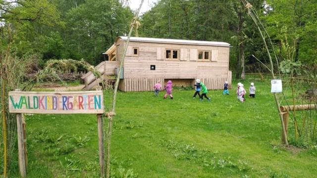 Forest Kindergarten, Waldkindergarten