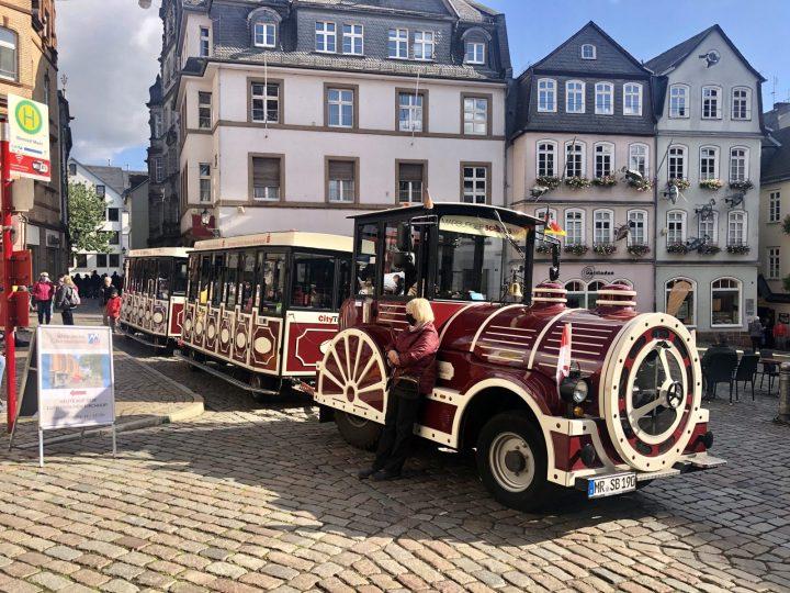 Marburg Trolley Train