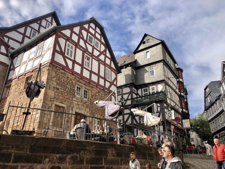 Fachwerk Marburg